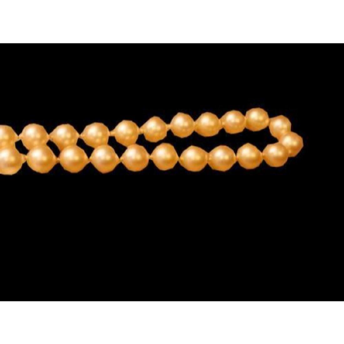 """Vintage Art Deco Flapper Style Faux Pearl 29"""" Necklace"""