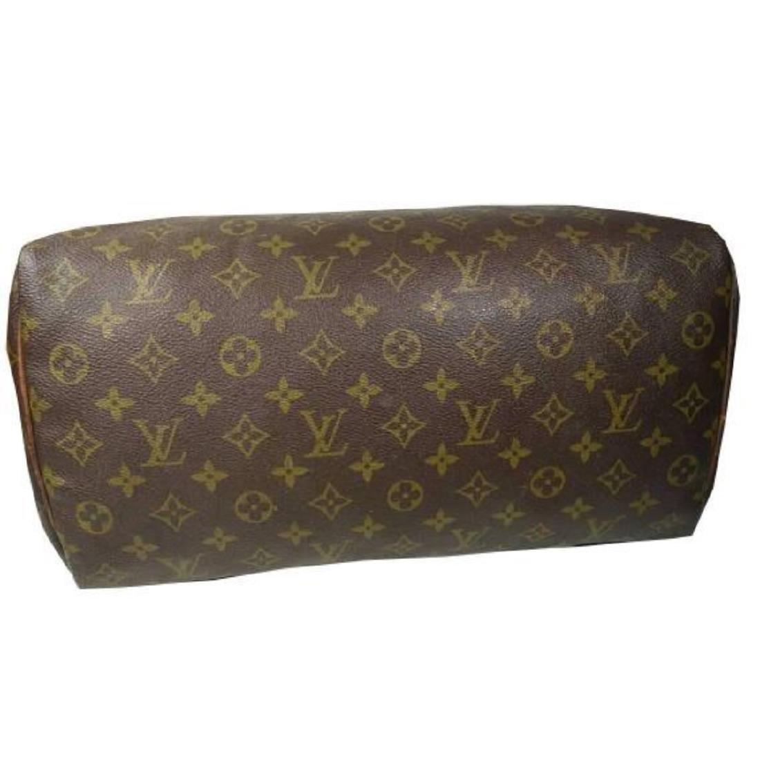 Auth Louis Vuitton Vintage Handbag Speedy 35 Monogram - 4