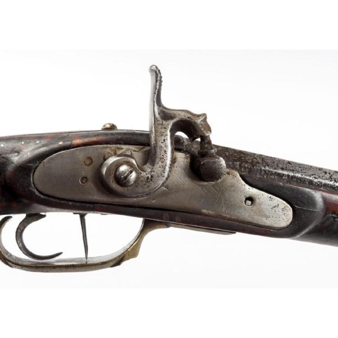 Unmarked Kentucky Percussion Rifle - 6