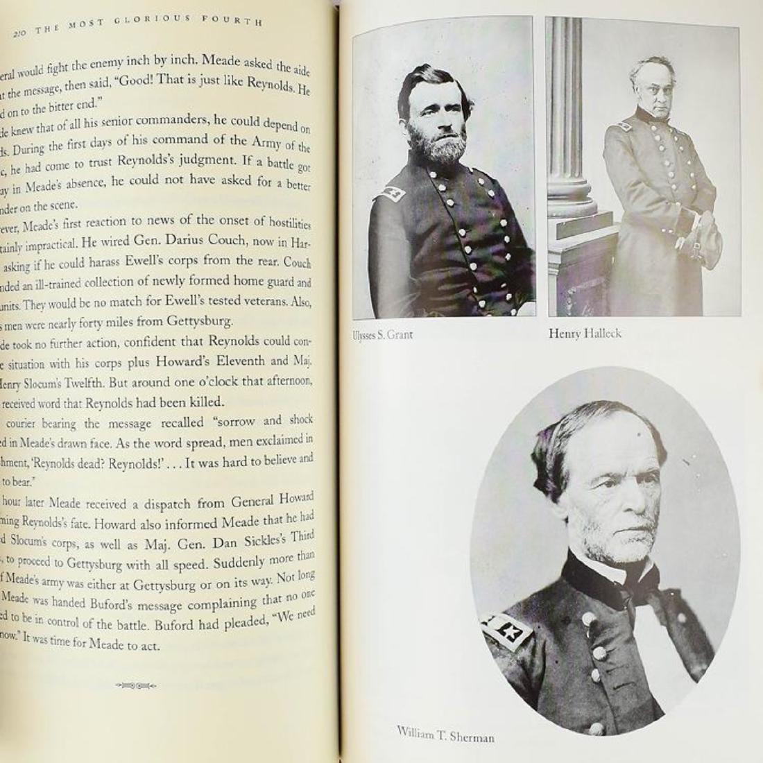 9v Battles American History Civil War History Books In