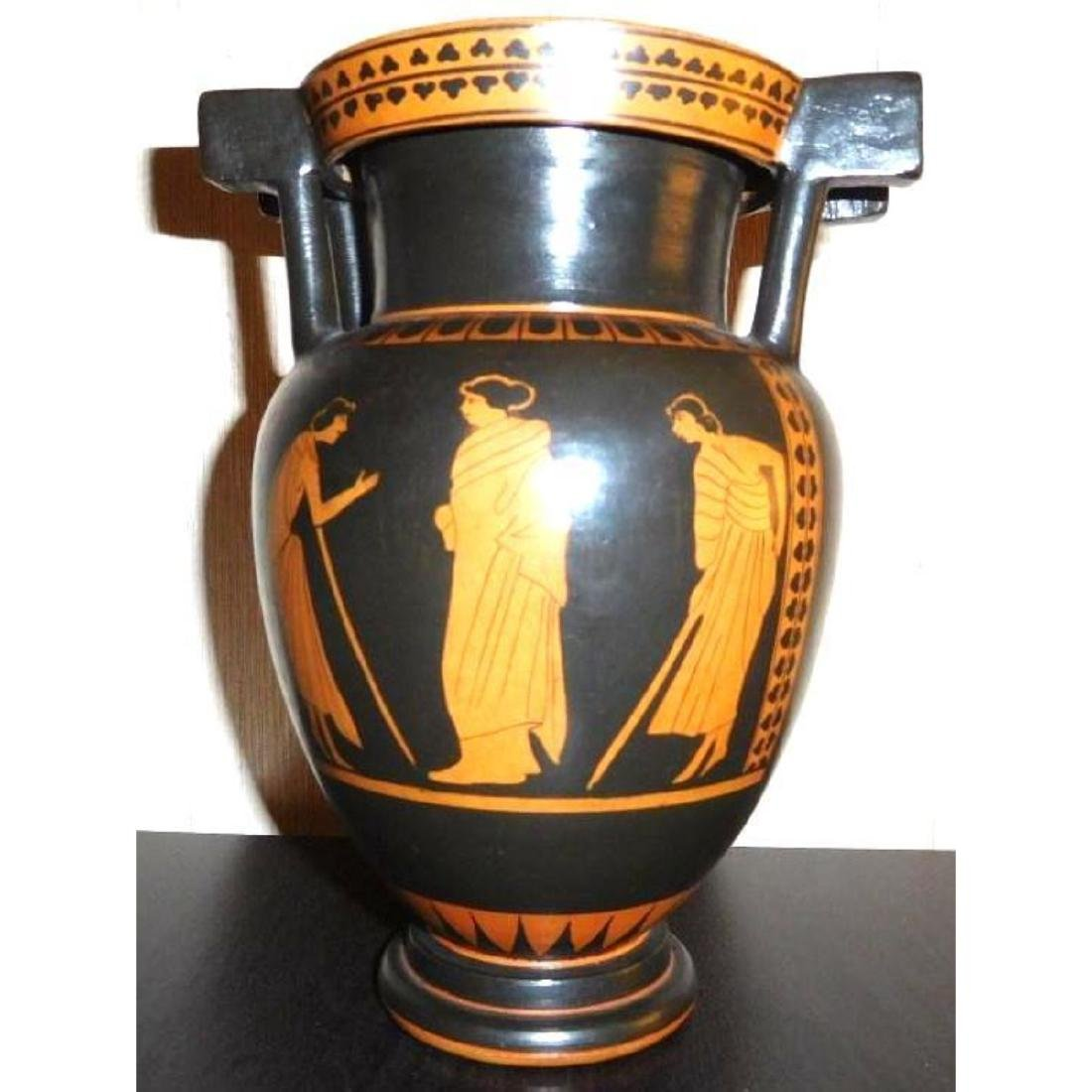 Modern Reproduction of an Ancient Greek Vase - 4