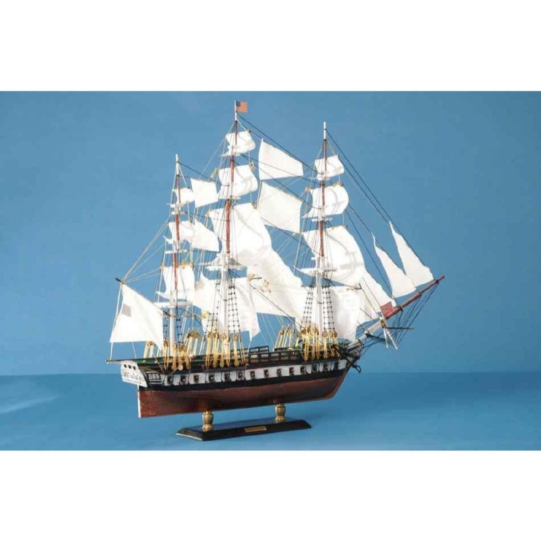 """USS Constitution Limited Tall Model Ship 20"""" - 2"""