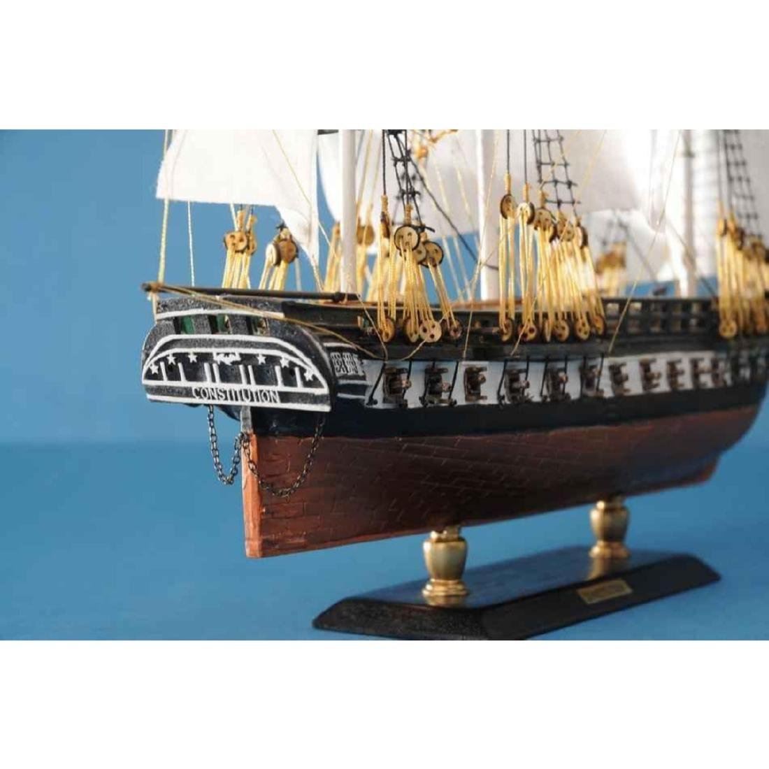 """USS Constitution Limited Tall Model Ship 20"""" - 6"""