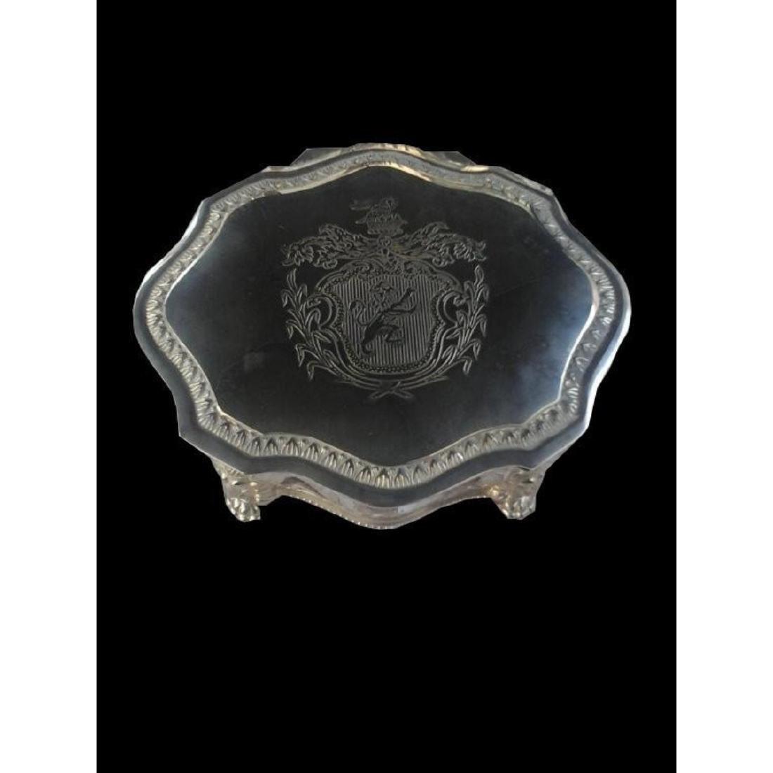 Antique Trinket/Jewelry Box - 3