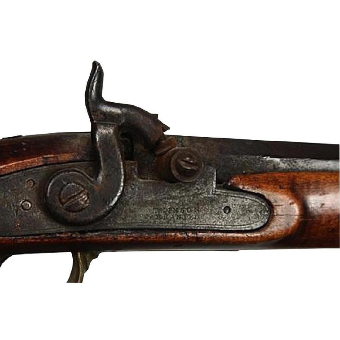 Fine 1830's American Pennsylvania Long Rifle - 2