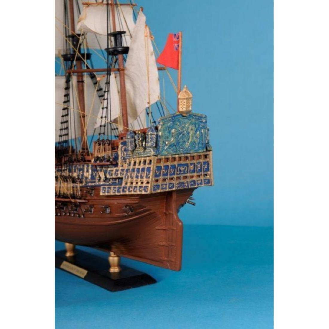 "Sovereign Of The Seas Limited Tall Model Ship 21"" - 2"