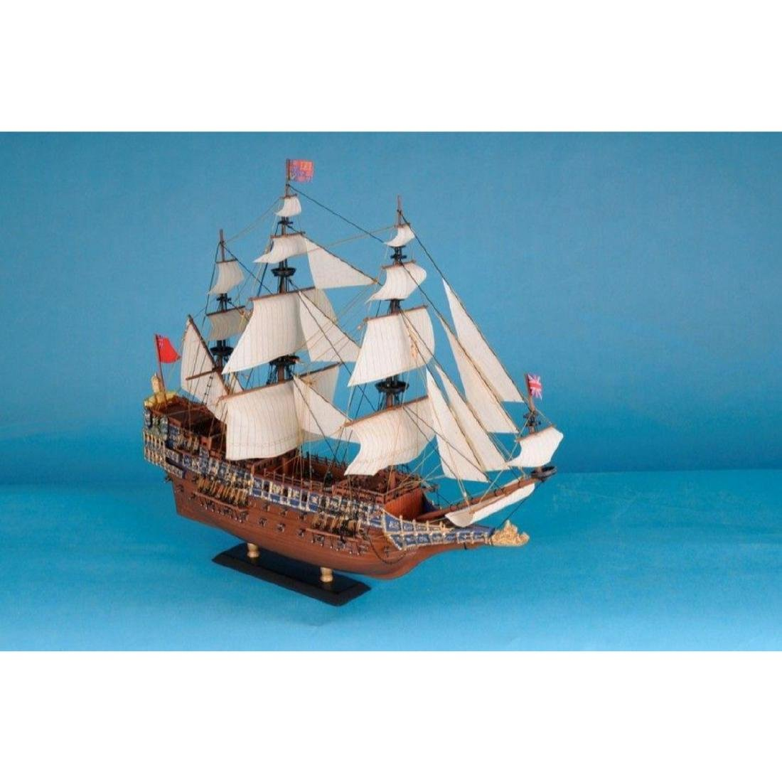 "Sovereign Of The Seas Limited Tall Model Ship 21"" - 3"
