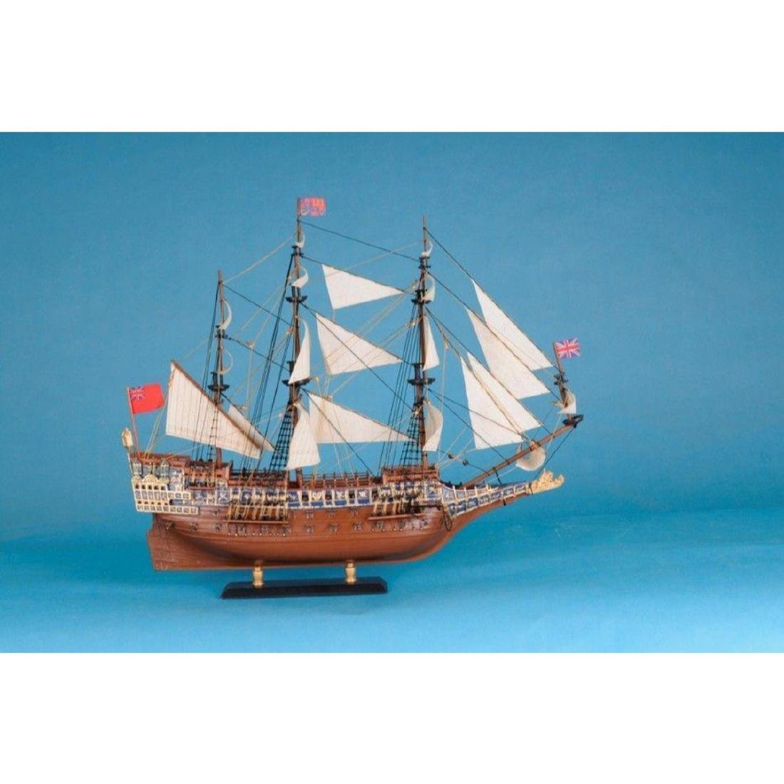 "Sovereign Of The Seas Limited Tall Model Ship 21"" - 6"