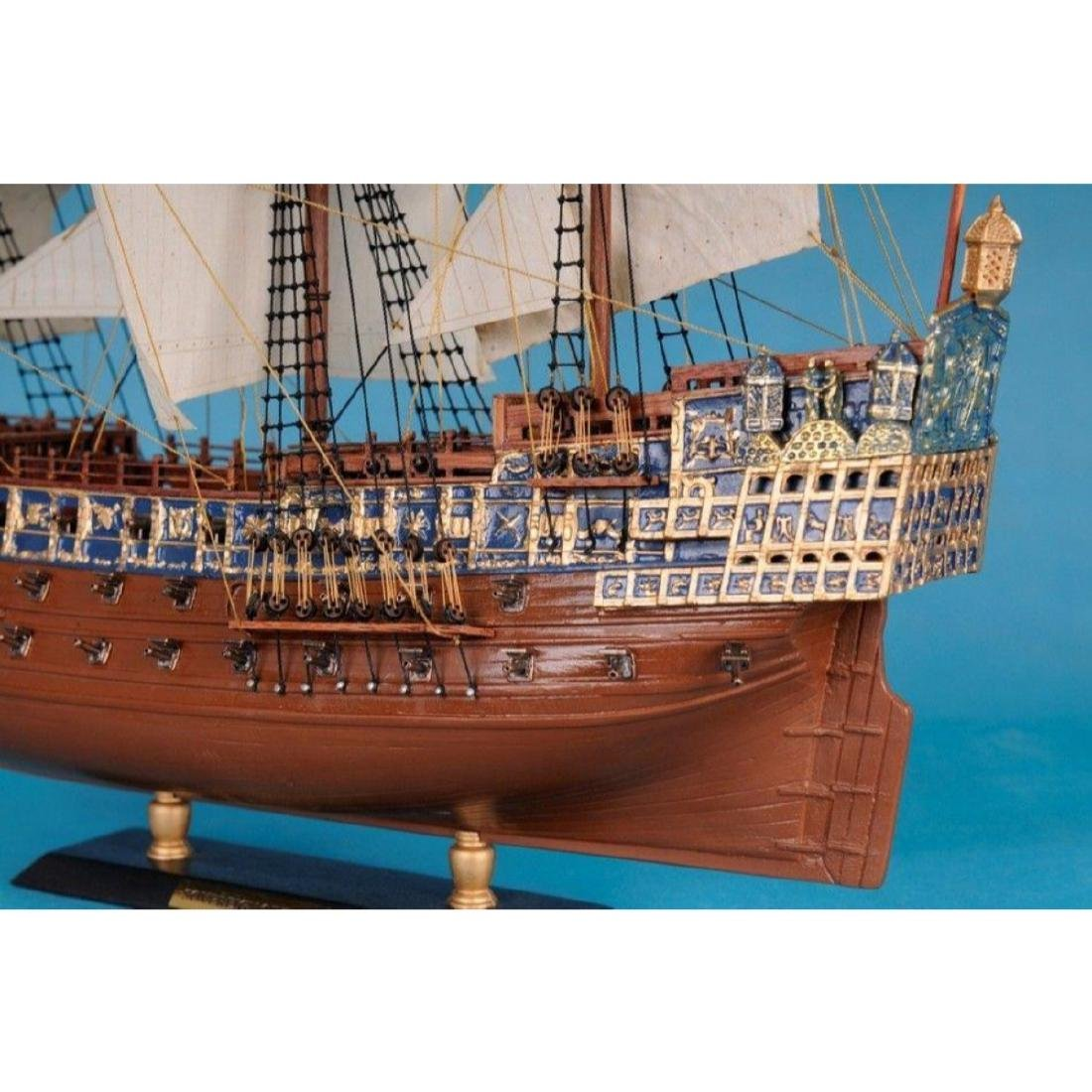 "Sovereign Of The Seas Limited Tall Model Ship 21"" - 7"