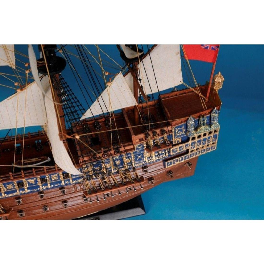 "Sovereign Of The Seas Limited Tall Model Ship 21"" - 8"