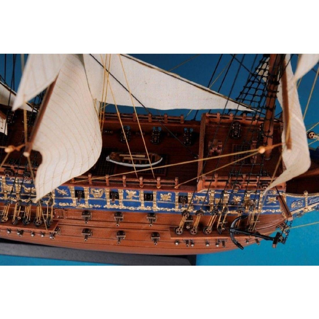 "Sovereign Of The Seas Limited Tall Model Ship 21"" - 9"