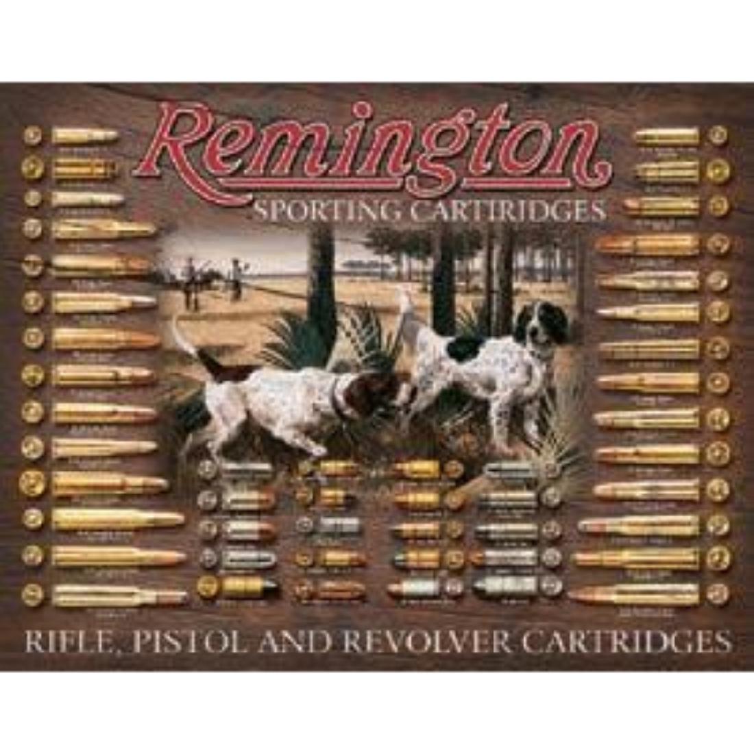 Remington Bullet Board - Dec 22, 2018 | Connoisseur Auctions in GA