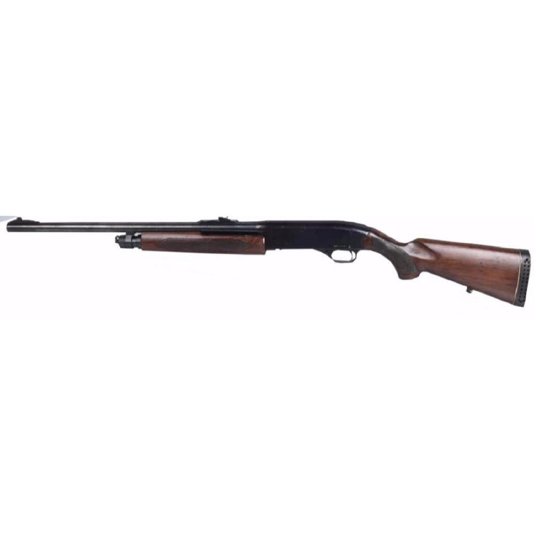 Winchester Model 1200 12 Ga Pump Shotgun