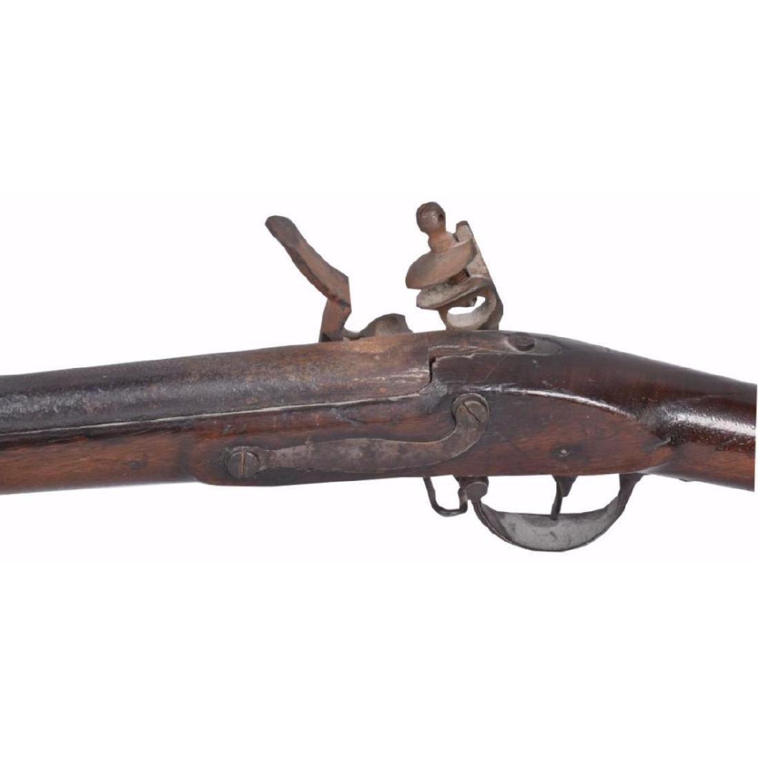 Rare U.S. 1816 HARPERS FERRY .69 caliber MUSKET - 5