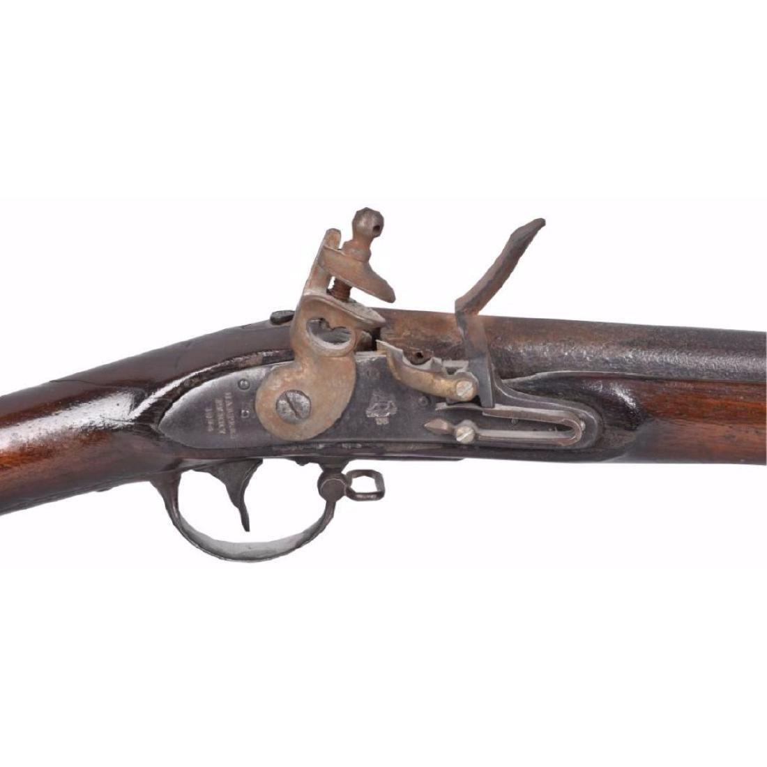 Rare U.S. 1816 HARPERS FERRY .69 caliber MUSKET - 6