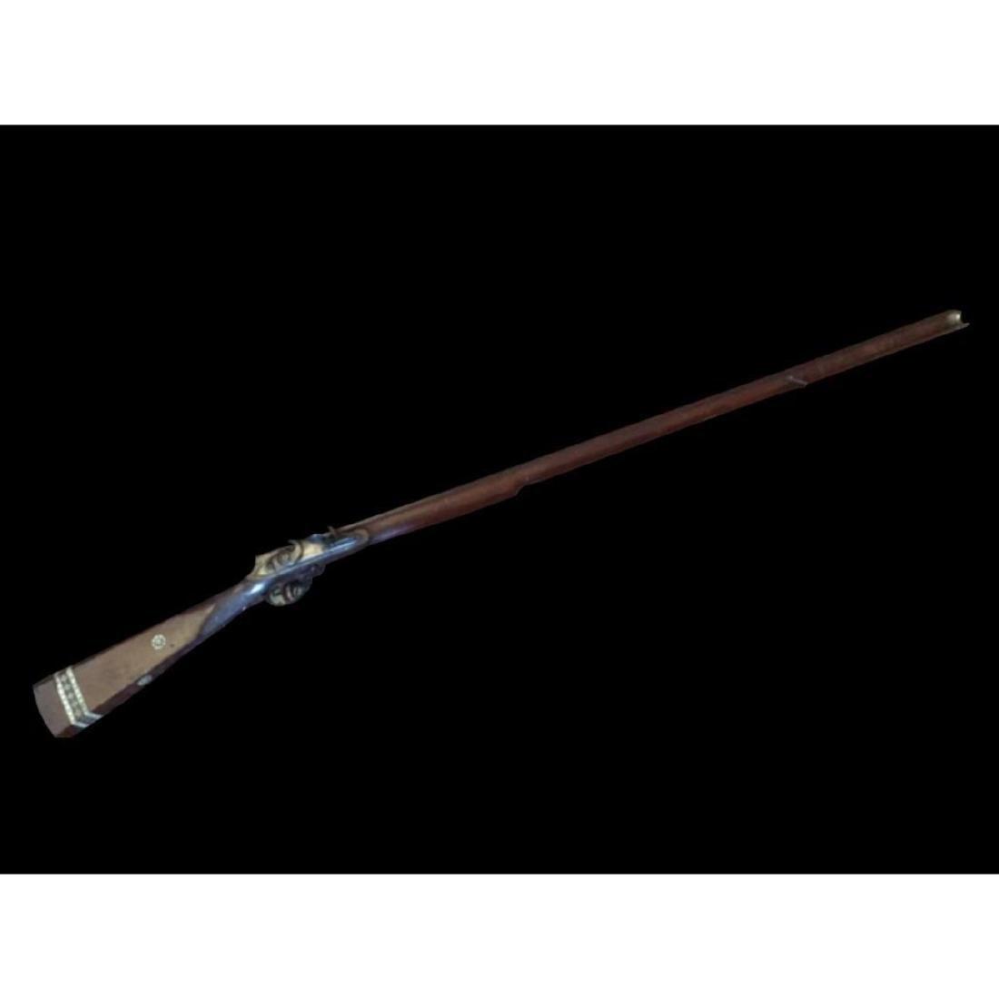 c1790 .700 Flintlock Rifle