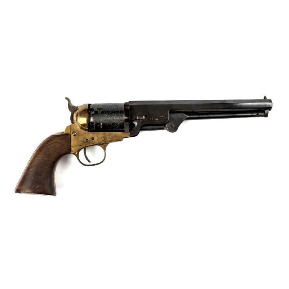 Italian Replica 1851 Navy Revolver - .36 Cal - 5