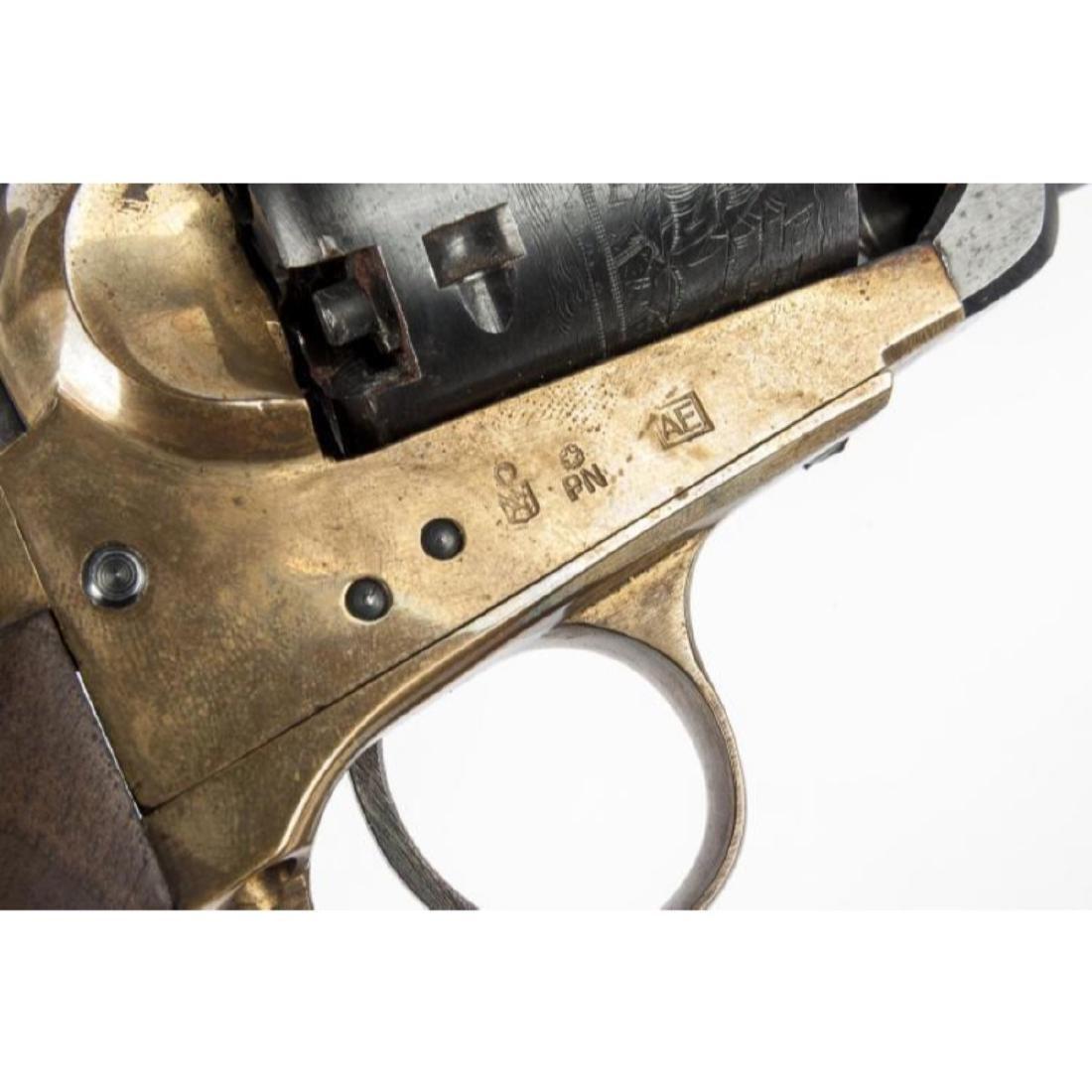 Italian Replica 1851 Navy Revolver - .36 Cal - 6