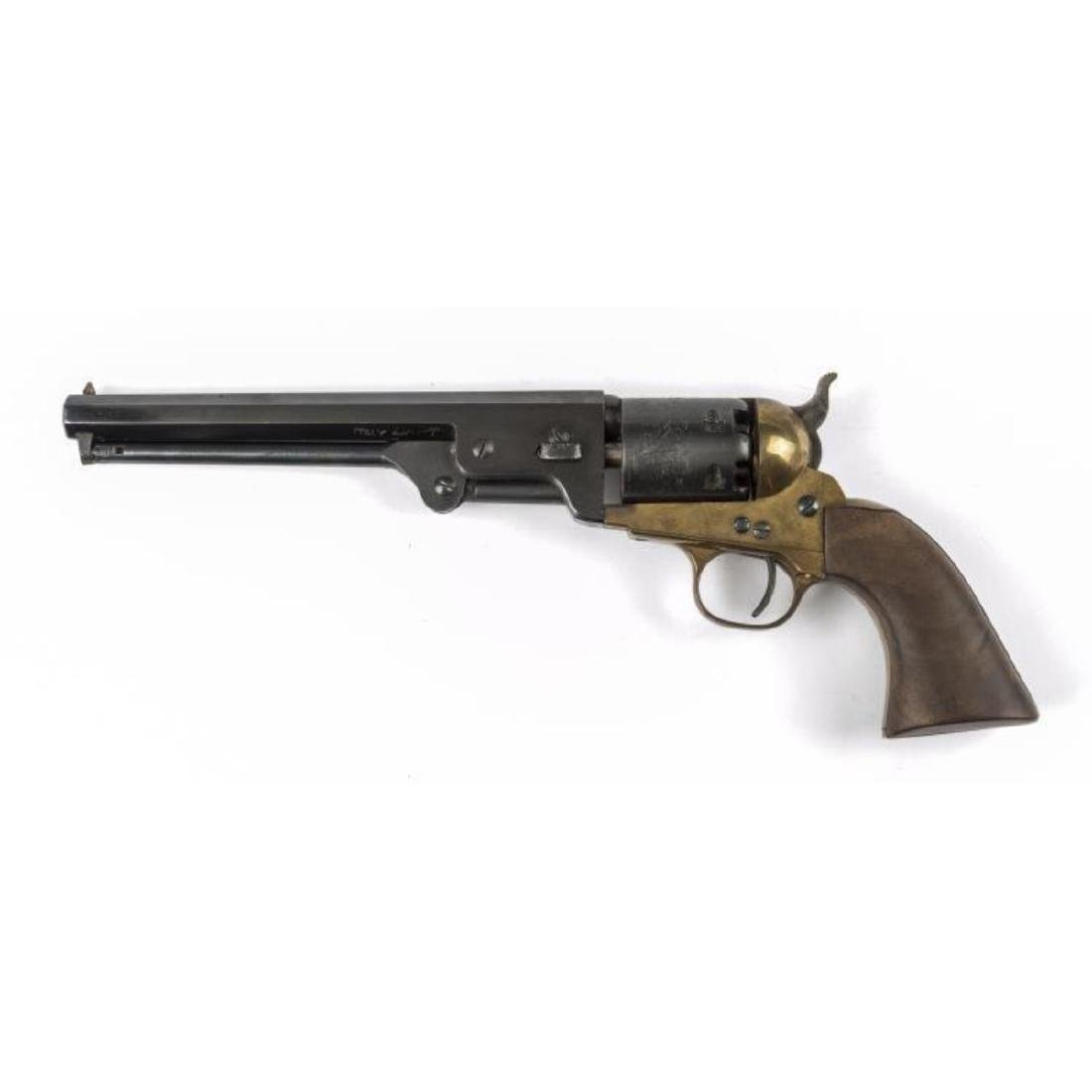 Italian Replica 1851 Navy Revolver - .36 Cal - 7