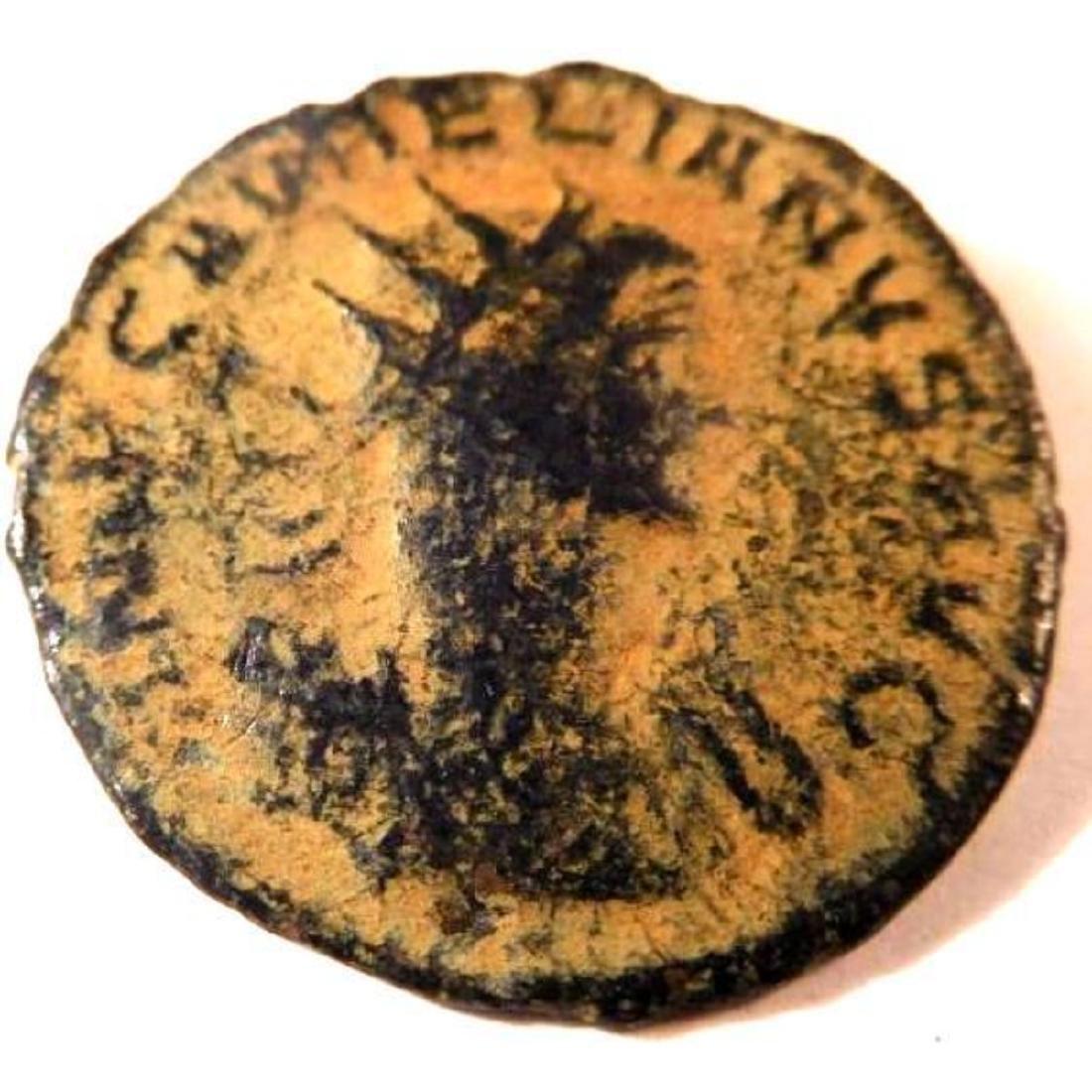Bronze coin of Aurelian (270-275 A.D.) - 2