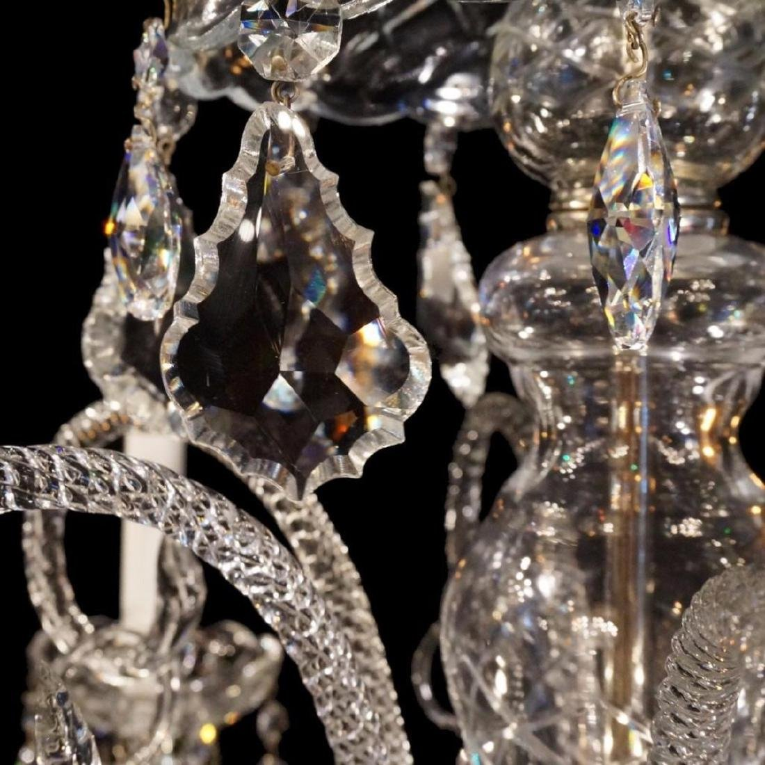 Anadel - 6 Light Crystal Chandelier with Swarovski - - 3