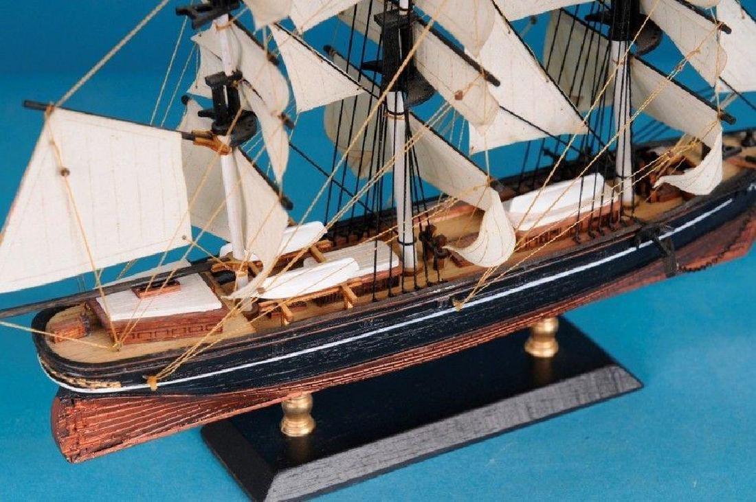 Cutty Sark Limited Tall Model Clipper Ship 15'' - 5