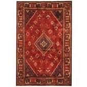 9'x12' Very Fine Joshegan Persian Rug, Mid 20th Century