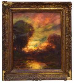 Charles P. Appel (1857-1928) Glorious Sunrise