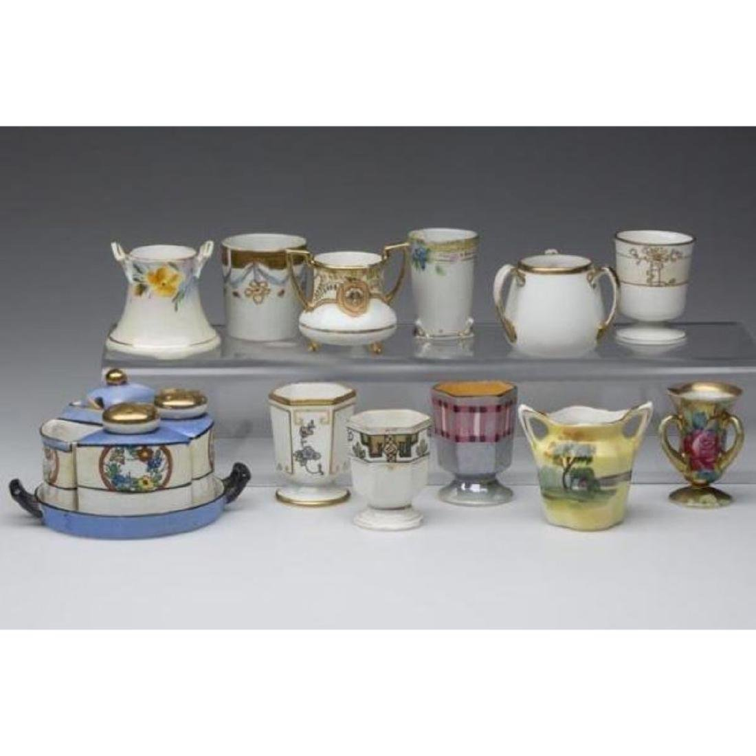 Pottery & Glass Vintage China Garden Tea Set Catalogues Will Be Sent Upon Request