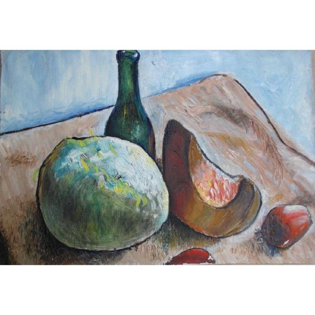 Russian School, Oil Painting, Still Life