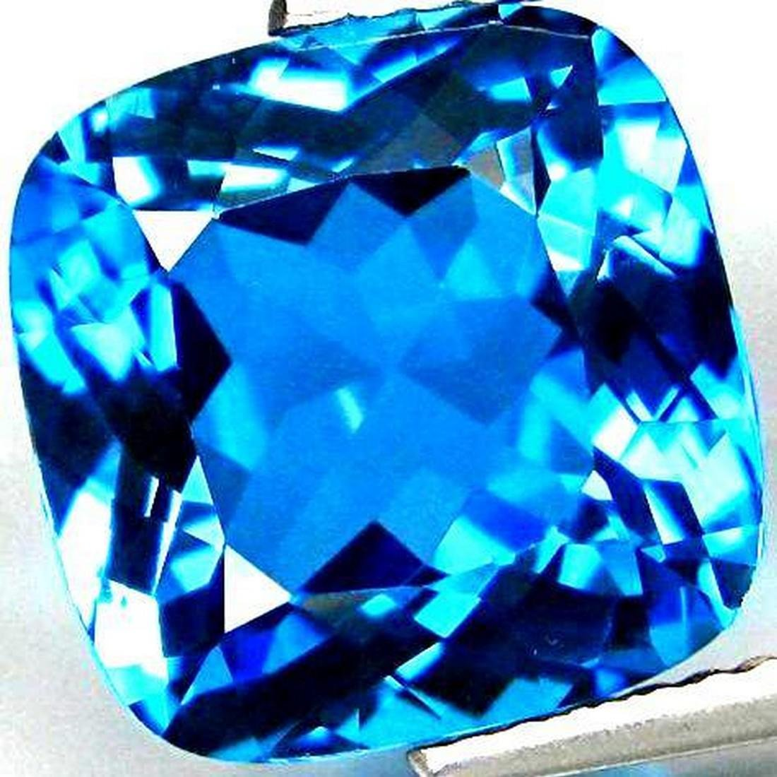 4.73cts World Best Grade Hi-end Sparkling Gem - Rich