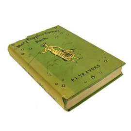 Pl Travers Mary Poppins Comes Back 1935 First Printing