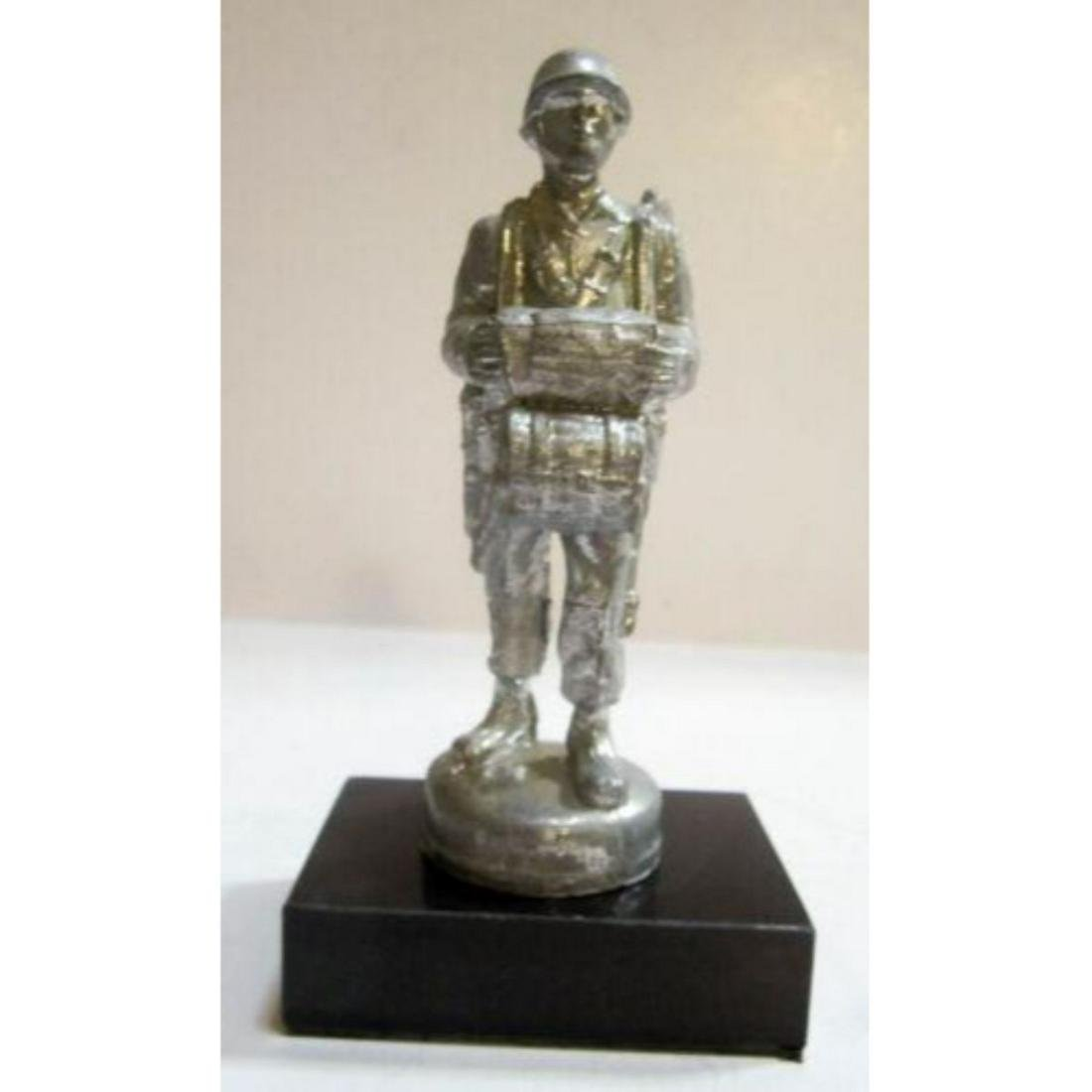 WWII US Army USMC Airborne Paratrooper Military Soldier