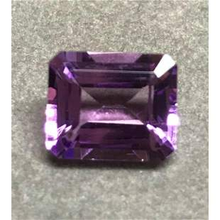 578ct Natural Brazilian Amethyst Gemstone