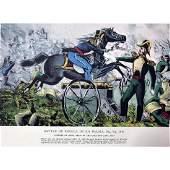 After Nathaniel Currier, Fine Art Modern Lithograph,