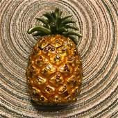 Pineapple Fruit Trinket Jewel Box