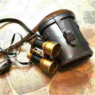 Civil War Style, Reenactor's Binoculars & Period