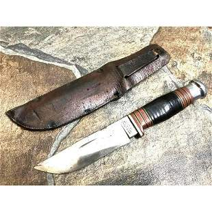 RARE British Wade & Butcher Sheffield Fighting Knife