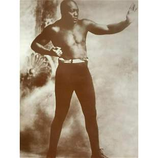African American Sports History, Boxing, Jack Johnson