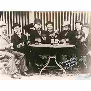 Mercedes Benz Engineers, Germany, Beer Steins Photo