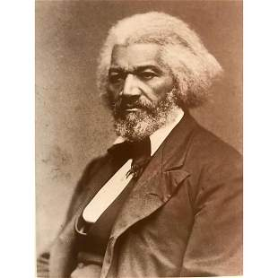 African American History, Frederick Douglas, Civil War