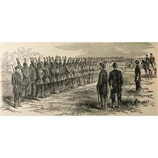 African American History, SC Civil War Troops, General