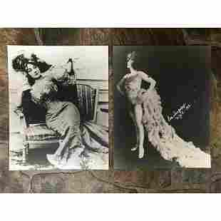 Vaudeville, Showgirls Black & White Photo Prints