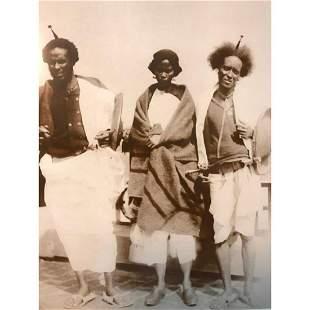 African American History, Boran Africans, Ethiopia,