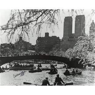 Historic New York City, Central Park Photo Print