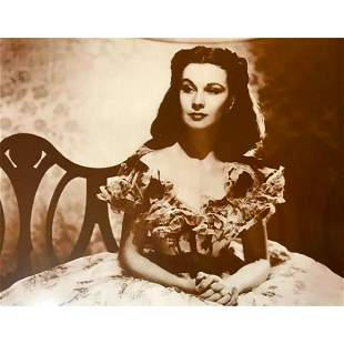 Vivian Leigh, Scarlett O'Hara, Gone With The Wind Photo