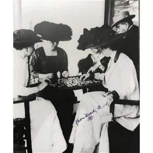 Palm Beach Edwardian Ladies Photo Print