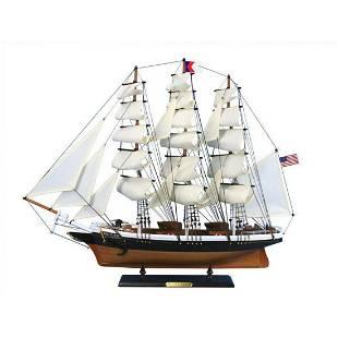 Wooden Flying Cloud Tall Model Clipper Ship