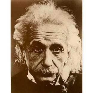 Albert Einstein Photo Print