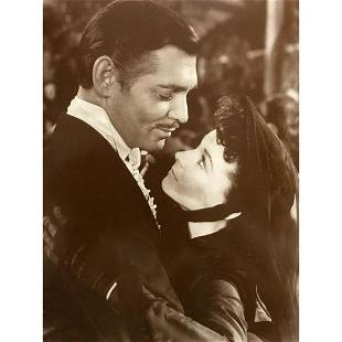 Gone With The Wind, Rhett Butler, Scarlett O'Hara Movie